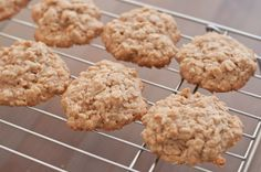 Oatmeal Cookies from The Tasty Gardener