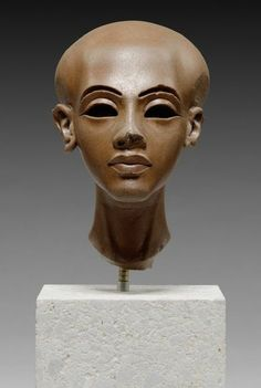 Head of a Princess ~ Amenhotep (Amenophis) IV