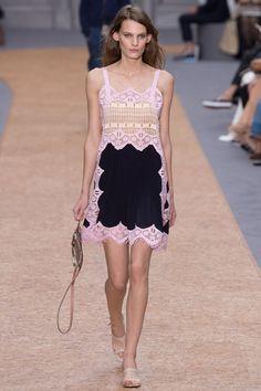 Chloe Paris Fashion Week Ready To Wear SS'16