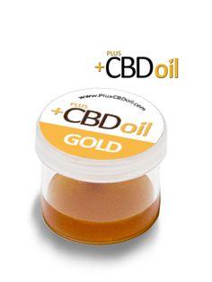 Three grams of Cannabidiol Enriched Gold CBD Hemp Oil