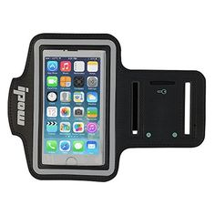 From 4.11:IPOW Black iPhone 5/5s/5c iPod Touch 5 Sport Armband Belt Strap Band Sleeve Case Cover Pouch  Key Holder for Running Jogging Gym Cycling Workout