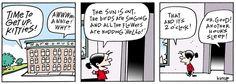 Ten Cats Comic Strip, July 24, 2015 on GoComics.com