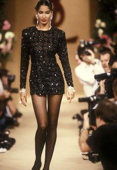 Yves Saint Laurent Fashion show Vintage & @sommerswim More Luxury