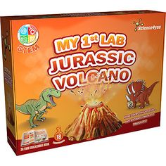 Buy Science4you My 1st Lab Jurassic Volcano Kit Online at johnlewis.com