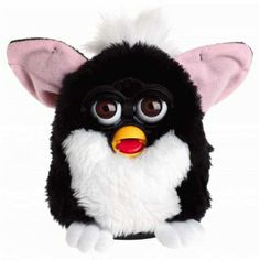 Check out Furby from Totally Awesome 90's Tech Toys