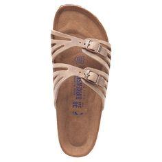 Birkenstock Women's Granada Soft Footbed