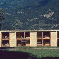 Peter Zumthor Old People S Home