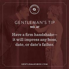 So true, my grandpa taught me this.