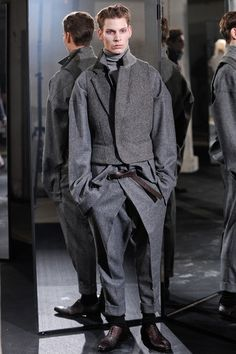 Haider Ackermann | Fall 2014 Menswear Collection | Style.com