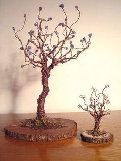 Style trend manzanita branches wishing trees for Manualidades con bolitas
