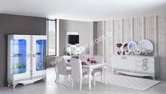 Asya Avangarde Yemek Odası #en #güzel #avangarde #yemek #odası #takımı #furniture #mobilya #dining #room #blog