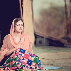 Punjabi Girls, Punjabi Bride, Pakistani Girl, Punjabi Suits, Muslim Girls, Muslim Women, Duppata Style, Punjabi Models, Punjabi Actress