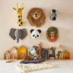 Lapilli Elefant Wanddekoration grau Am. Safari Room, Safari Kids Rooms, Jungle Theme Nursery, Jungle Bedroom, Nursery Room, Nursery Decor, Giraffe Bedroom, Bedroom Wall, Room Decor