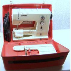 BERNINA record electronic 830-E  SEWING MACHINE SWISS MADE