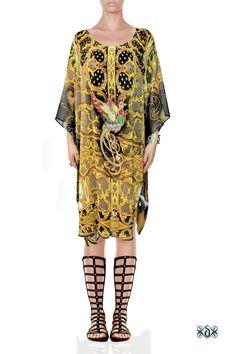 Just in: Devarshy Subtle Baroque Decorative Digital Print Short Embellished Pure Silk Designer Kaftan Tops  https://www.etsy.com/listing/501597514/devarshy-subtle-baroque-decorative?utm_campaign=crowdfire&utm_content=crowdfire&utm_medium=social&utm_source=pinterest