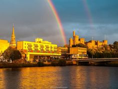 Inverness Inverness, New York Skyline, Travel, Viajes, Destinations, Traveling, Trips