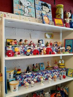 """CollectPeanuts.com on Facebook - Surprise! I recently went on a trip to Mackinac Island Michigan and found lots of Snoopy and Peanuts goodies at a local gift shop called """"The Silver Mine"""". What have you seen on your travels? Post your photos in the comments."""