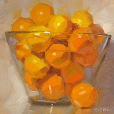 Tangerines - Carol Marino