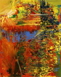 Abstract Painting [608-2] » Art » Gerhard Richter