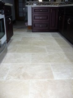 travertine floors | Sealing Natural Travertine Floor? - Tiling, ceramics, marble - DIY ...