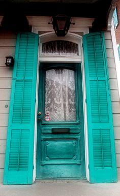New Orleans doorways | Flickr - Photo Sharing!