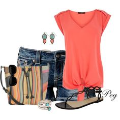 """""""Summer Collection"""" by derniers on Polyvore"""