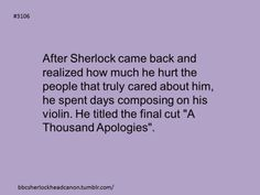 """""""My dear Watson,"""" said the well-remembered voice. """"I owe you a thousand apologies."""""""
