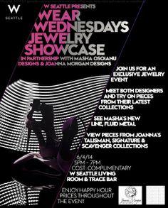 Events - Joanna Morgan Designs