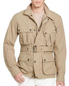 Shop Clothing for Men, Women, Children & Babies. Polo Ralph Lauren Four  Pocket Moto Jacket