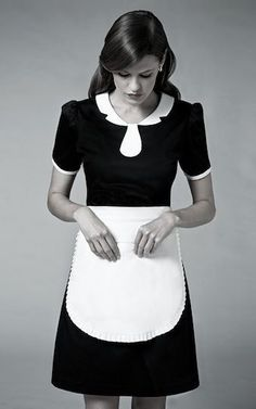 Are you on the lookout for maid outfit? Give it a pause and select one of the best maid outfits in r French Maid Dress, French Maid Uniform, Staff Uniforms, Work Uniforms, Kellner Uniform, Housekeeping Uniform, House Maid, Hotel Uniform, Maid Outfit