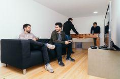 Pixelmatters' New Office on Behance