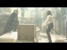 How to sword fight like the Phantom of the Opera :D