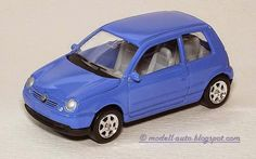 Welly Dickie VW Volkswagen Lupo 2063 China Decals 1:64