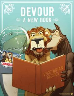 Carnivores By Aaron Reynolds • Illustrated by Dan Santat