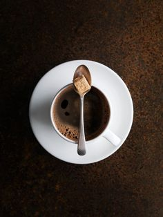 just a spoon full of sugar || #blackcoffee #coffeetime