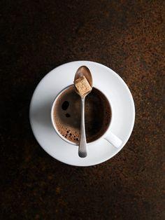 just a spoon full of sugar || #blackcoffee #coffeetime