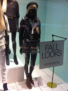 Moto jacket Fall Looks, Moto Jacket, Punk, Jackets, Style, Fashion, Down Jackets, Moda, La Mode