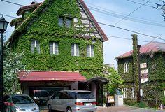 Raymon House in Hakodate
