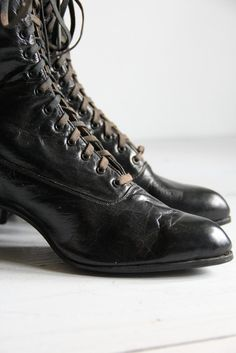 antique women's edwardian shoes by wretchedshekels on Etsy, $69.00