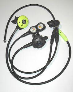 scuba diving regulator