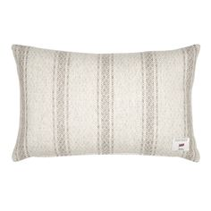 Laura Ashley Rothesay Stripe Steel Cushion #LauraAshleySS16 #CityDwelling