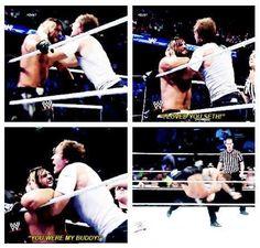 Seth Rollins & Dean Ambrose