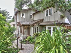 Carmel By the Sea Vacation Rental - VRBO 597062 - 3 BR Central Coast House in CA, Charming Carmel Cottage - Easy Walk to Beach and Town