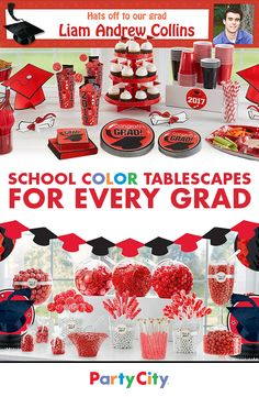 From kindergarten to college, Party City has everything you need to throw a party that's top of the class. Choose from a wide-selection of custom banners, balloons, hanging décor, serveware and more at Party City.