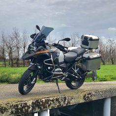 #MakeLifeARide #BMWMotorrad #BMWR1200GSA #AdventureLife #BMWMotorcycle #R1200GSA #R1200GSAdventure #EverydayAdventure #Reflection #Alblasserwaard #BMW1200GSA Life Is An Adventure, Reflection, Bike, Vehicles, Motorcycles, Motorbikes, Bmw Motorrad, Bicycle, Bicycles