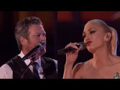 What You Didn't See on 'The Voice' During Blake Shelton and Gwen Stefani's Emotional Duet Blake Shelton Miranda Lambert, Blake Shelton Gwen Stefani, Blake Shelton And Gwen, Gwen Stefani And Blake, Gwen And Blake, Entertainment Tonight, Song Artists, My Heart Is Breaking, American Singers