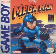 Megaman - GameBoy