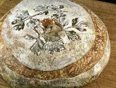 Roasted Garlic Bread Sourdough