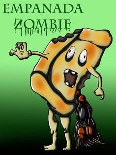 Empanada Zombie Digital