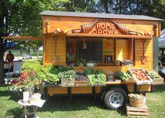 Roadside Culture Stand, courtesy of the Wormfarm Institute